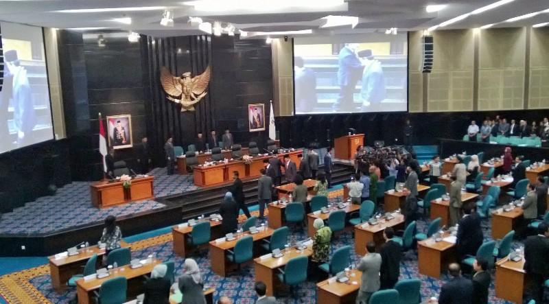 DPRD DKI Diminta Publikasikan Absensi Anggotanya