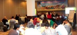 Sejumlah masyarakat sipil melaksanakan pertemuan nasional untuk membahas implementasi Open Government Partnership (OGP) di Indonesia.