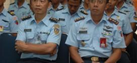 Sosialisasi UU KIP di lingkungan Lanud HAS Hanandjuddin, Bangka Belitung, Senin (17/11/2014). Sumber: okezone.com
