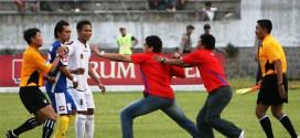 Ilustrasi sepak bola indonesia. sumber: bolaskor.com