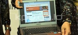 KPU meluncurkan pelayanan informasi publik online (e-PPID), Kamis (12/11/15). Sumber: kpu.go.id