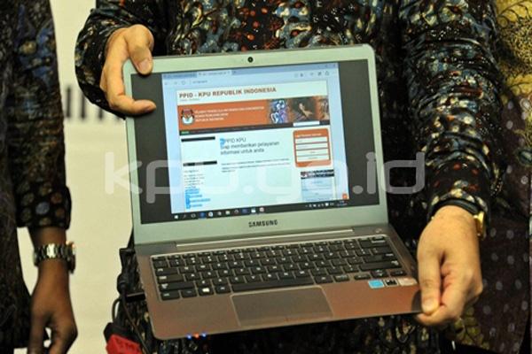 Implementasikan Keterbukaan Informasi Publik, KPU Luncurkan e-PPID