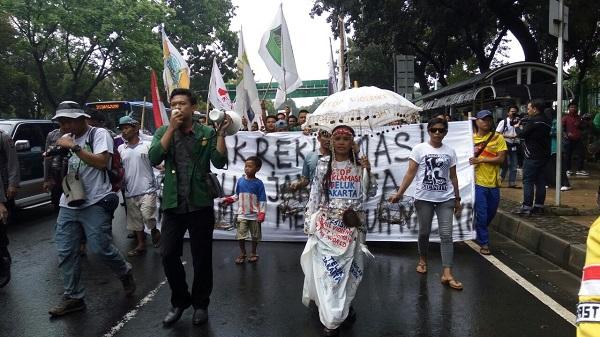 Ketua KNTI: Sejak Awal Proses Reklamasi Teluk Jakarta Sangat Tertutup