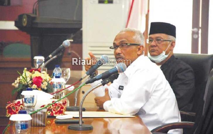 Plt Kepala Dispenda Riau: Dispenda Riau Masih Tertutup