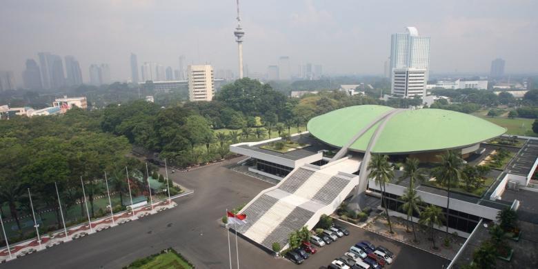 DPR Komitmen Implementasikan Open Parliament Indonesia